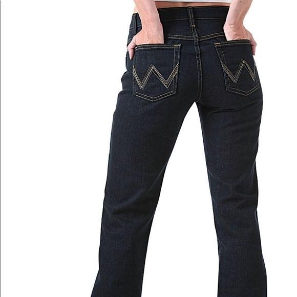 4662e166 Wrangler Jeans | Womens Q Baby | Poshmark